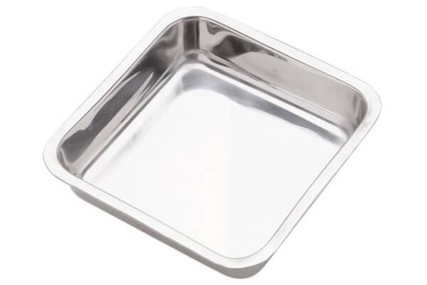 Norpro 8-inch Stainless Steel Cake Pan ($10.37)
