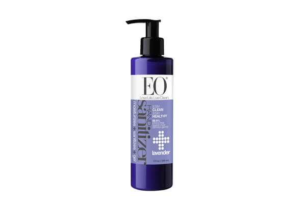 EO Hand Sanitizing Gel, Lavender Essential Oil, 8 oz from EO ($9.59)