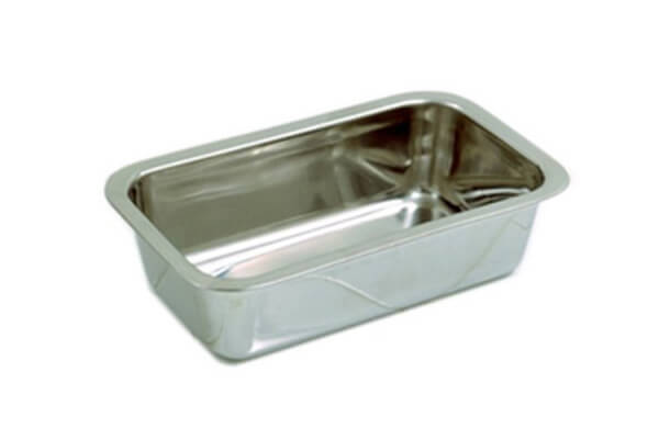 Norpro Stainless Steel 8.5 Inch Loaf Pan ($10.12)