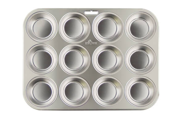 Fox Run Stainless Steel Muffin Pan ($16.99)