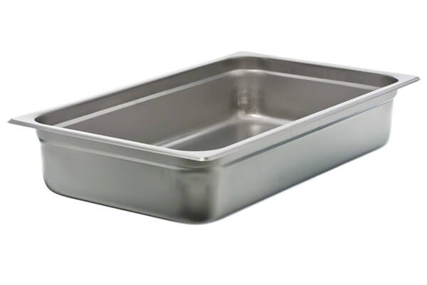 "Update International (NJP-1004) 4"" Full-Size Anti-Jam Steam Table Pan ($20.28 & FREE Shipping)"