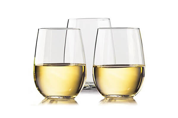 TaZa Unbreakable Wine & Cocktail Glasses - $24.95
