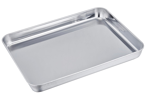 TeamFar Stainless Steel Compact Toaster Oven Pan Tray Ovenware Professional