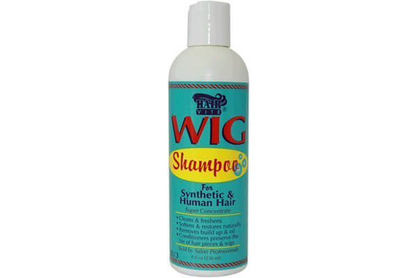 Hair Vite Brand Wig Shampoo For Synthetic And Human Hair
