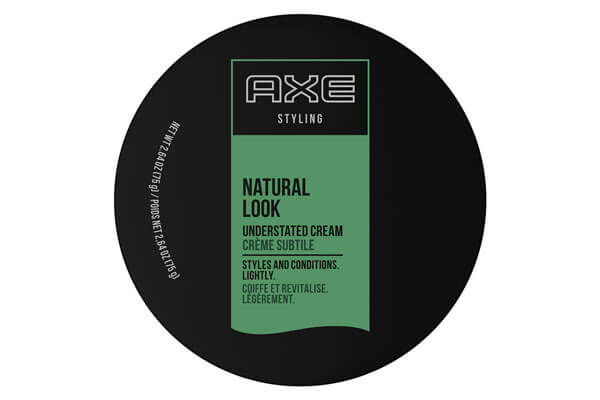AXE Understated Cream, Natural Look 2.4 oz