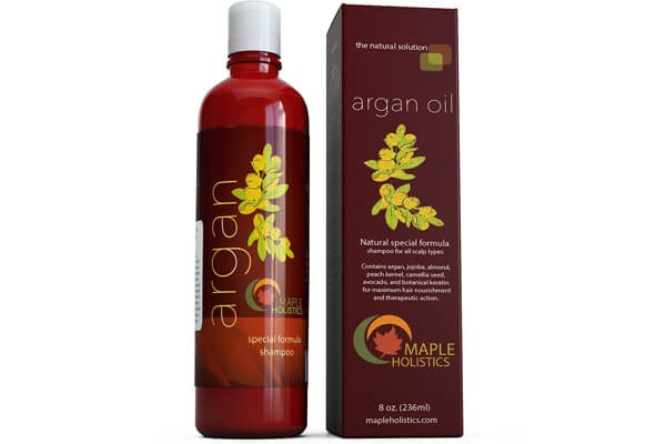Maple Holistics Argan Oil Shampoo