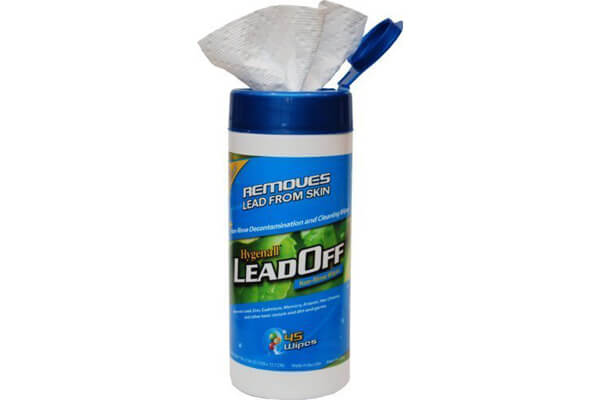 Hygenall Leadoff Wipes Canister