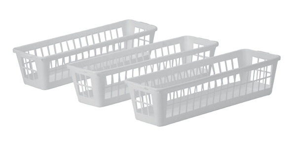 United Plastic Storage Baskets