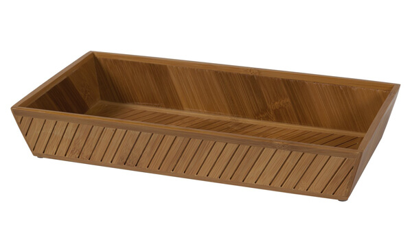 Bath Products Spa Bamboo Tray