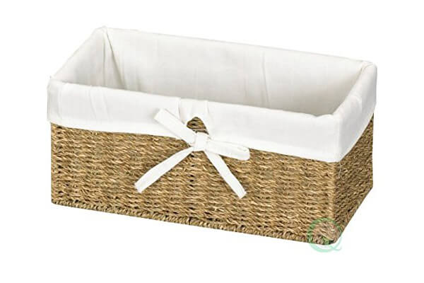 Vintiquewise Shelf Basket