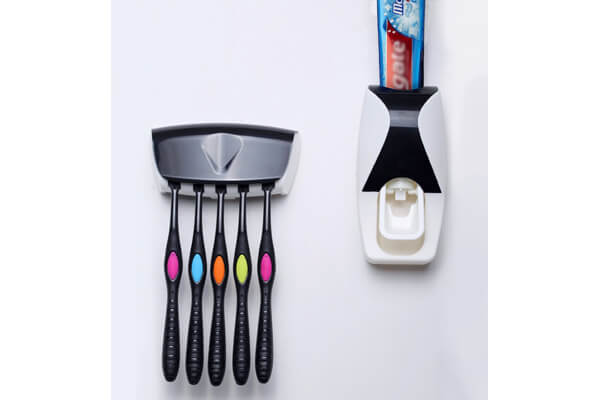 Go Toothbrush Dispenser