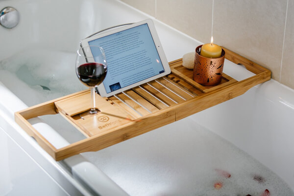 Bathforia Bathtub Caddy