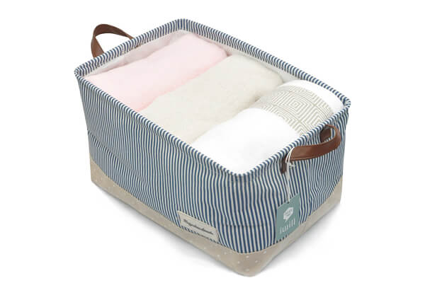 Eco-friendly Cotton Storage Baskets