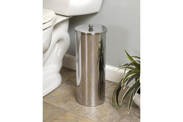Rust Resistant Toilet Paper Holder