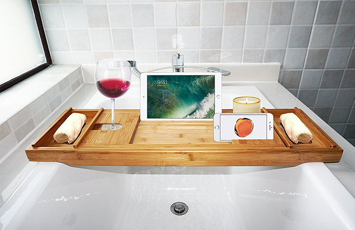 Top 10 Best Bathtub Trays of (2021) Review