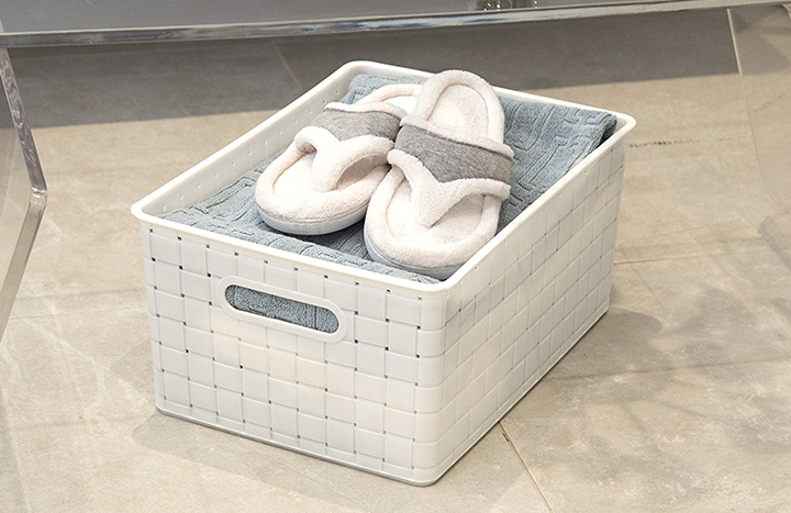 Top 10 Best Storage Bins and Baskets of 2018 Reviews