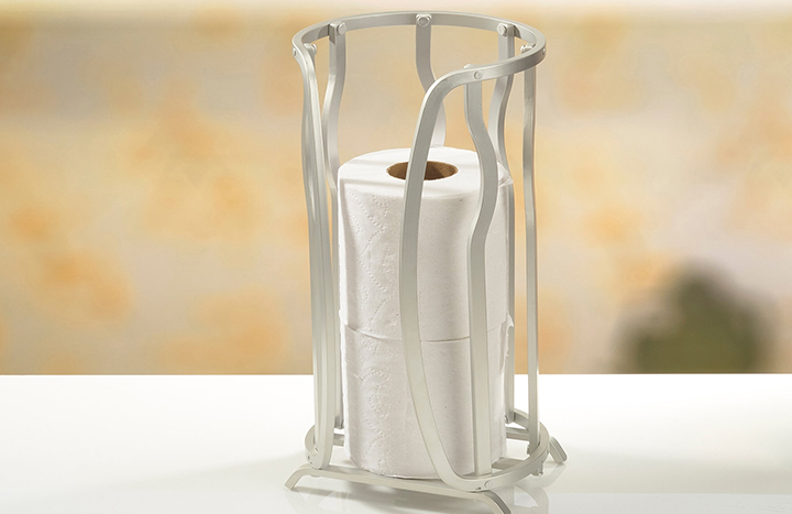 Top 10 Best Toilet Paper Holder Stand of 2018 Reviews