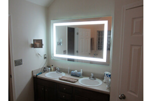 Top 10 Best Lighted Vanity Mirrors in 2016 Reviews