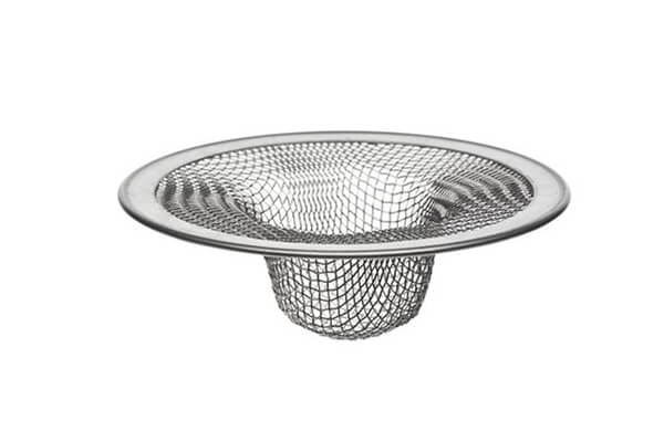 Danco 88821 2-3/4-Inch Tub Mesh Strainer