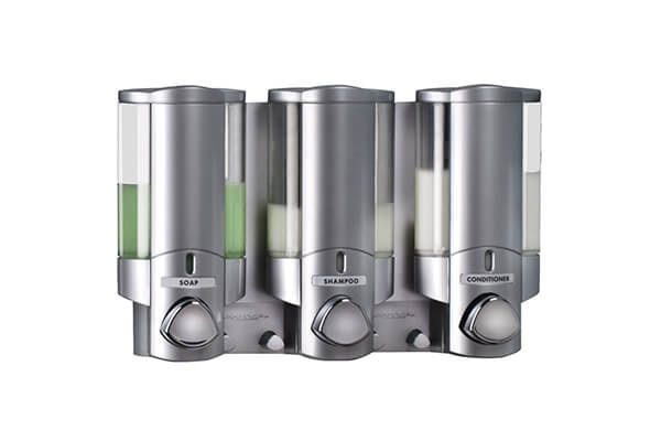 Better Living AVIVA Three Chamber Dispenser