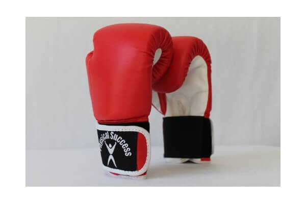 Kids Boxing Gloves Red 2oz