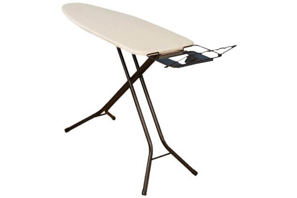 Top Bronze Finish Ironing Board