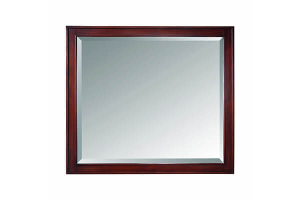 Madison Mirror in Tobacco Finish