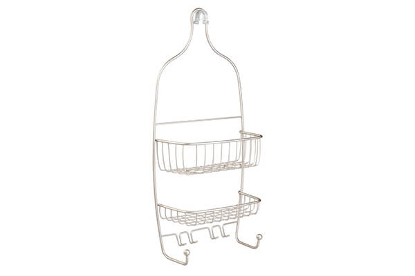 InterDesign Raphael Bathroom Shower Caddy