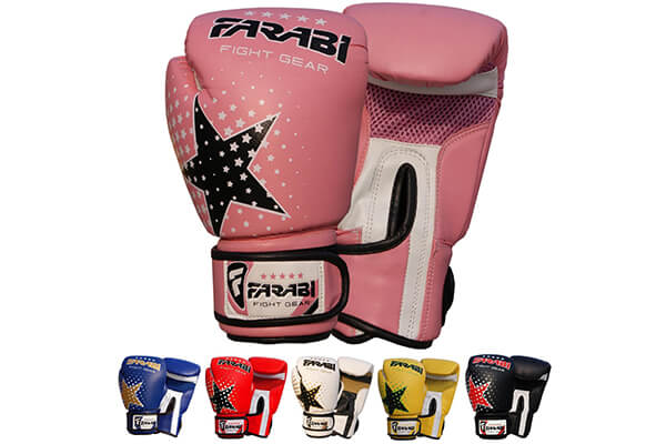 Kids boxing gloves junior boxing gloves junior MMA Muay thai kickboxing and punching bag mitts