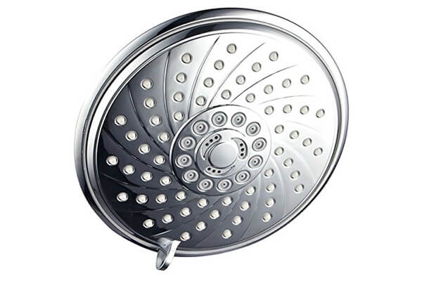 "HotelSpa® Extra-Large 6"" Rain Shower Head"