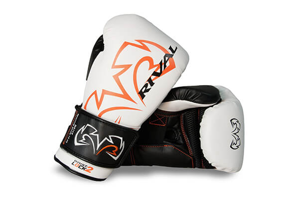 Rival Boxing Evolution Hook and Loop Sparring Gloves