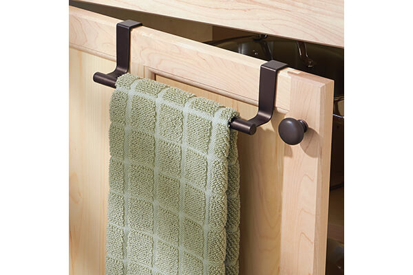 Kitchen Dish Towel Holder Bar