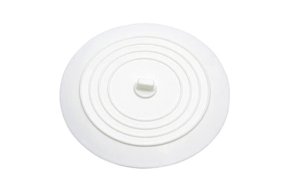 Mudder 6 Inches Silicone Tub Stopper Drain Plug for Kitchens, Bathrooms and Laundries