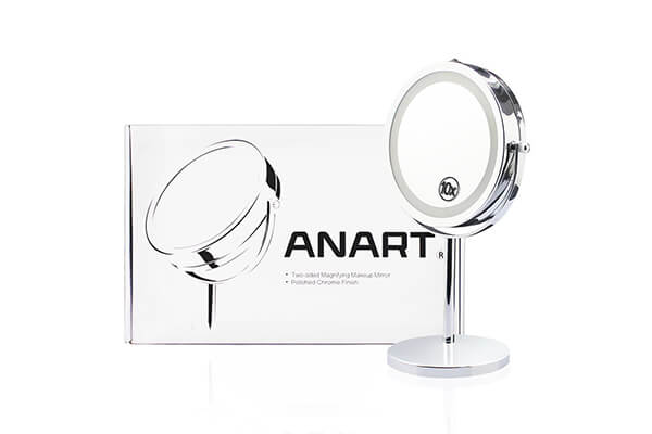 ANART® LED Lighted Vanity Mirror