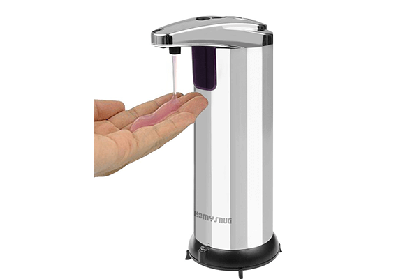 HomySnug(TM) Automatic Sensor Soap Dispenser