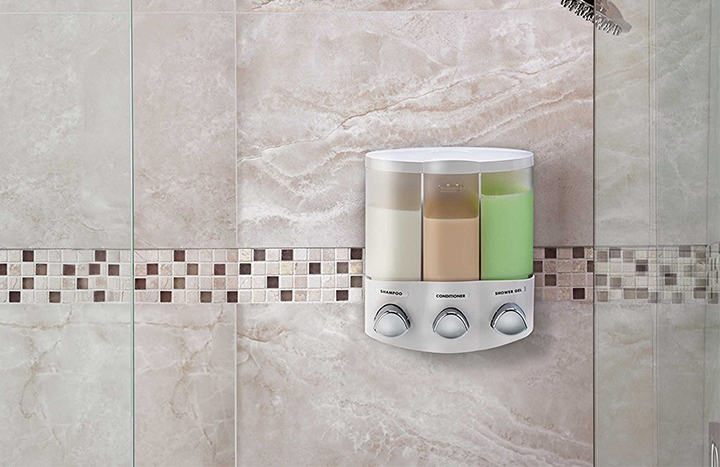Top 10 Best Bathroom Stainless Steel Soap Dispenser of 2018 Review