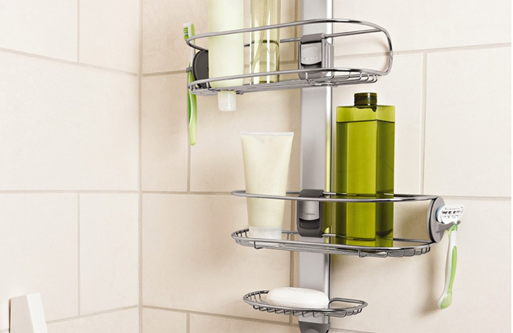 Top 10 Best Corner Shower Caddies of (2021) Review