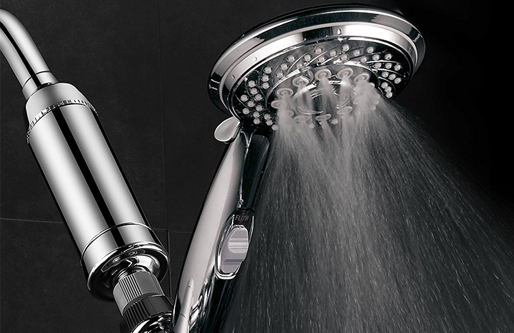 Top 10 Best Filtered Showerhead of (2021) Review