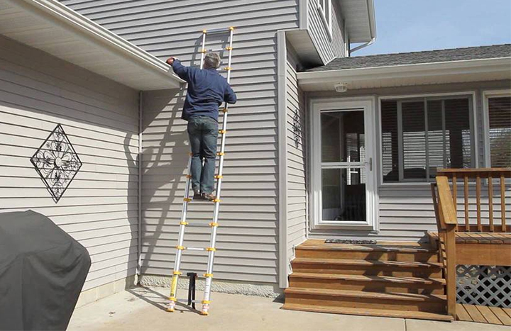 Top 10 Best Telescoping Ladders of 2019 Review