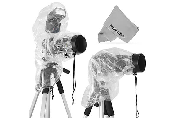 Rain Covers for DSLR Cameras