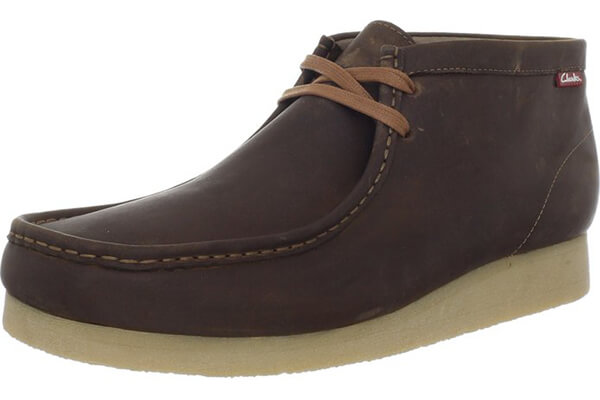 Clarks Men's Stinson Hi Wallabee Boot