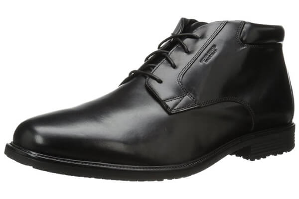 Rockport Men's Essential Details Waterproof Dress Ankle Boot