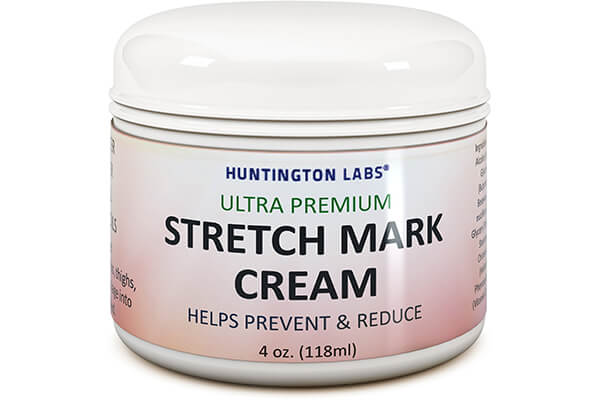 Natural Scar Stretch Mark Removal