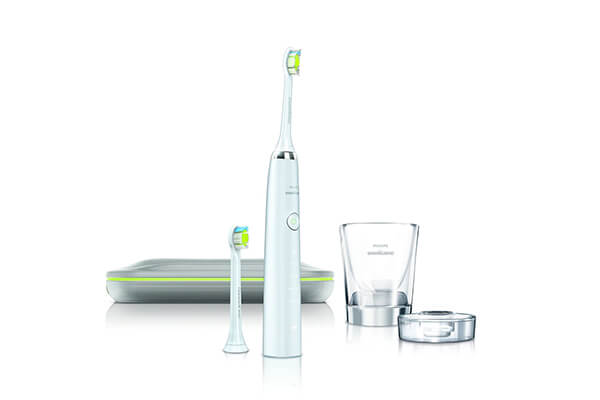 Philips Sonicare Diamond Clean Sonic Electric Rechargeable Toothbrush-HX9332/05