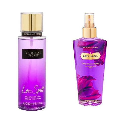 Victoria's Secret Fragrance Mist – Love Spell