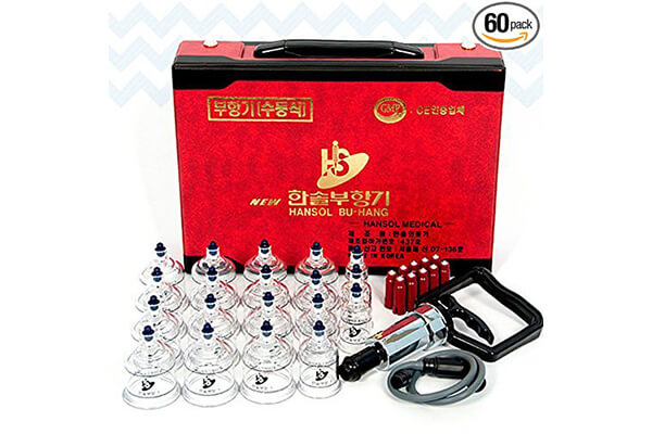 Hansol Bu Hang Cupping Set (19PCS)