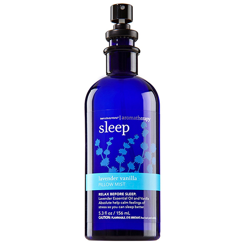 Bath & Body Works Aromatherapy Lavender Vanilla Sleep Pillow Mist