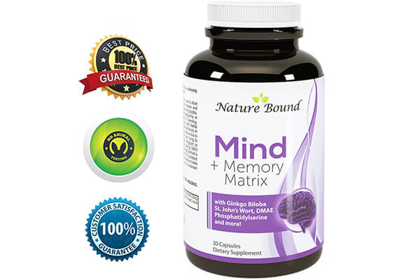 Super Potent & Natural Brain, Memory & Mind Booster ● Power Boost for Day and Night!