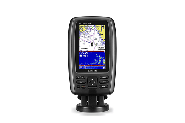Garmin 010-01564-01 echoMAP CHIRP 44dv with transducer