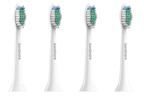 SoniShare Toothbrush Heads for Philips Sonicare Diamond Clean